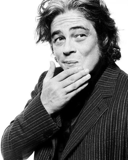 Benicio del Toro: Simply SMOKIN'