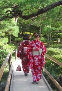 ginkakuji geishas