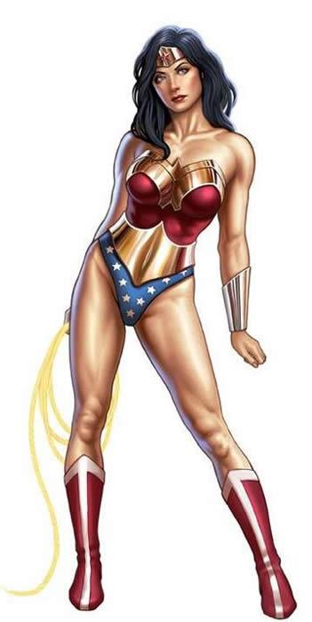 Wonder Woman y Superman... OTRAS VEZ SOPA? - Página 2 Wonderwoman22