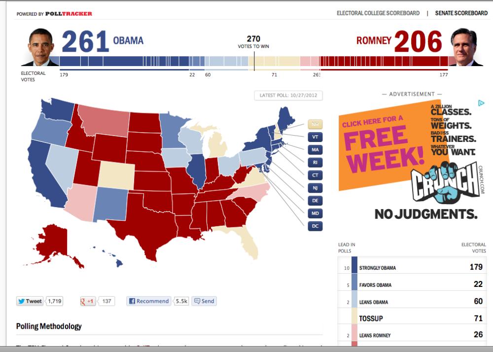 Evidentiary Maps of 'Democalypse 2012' (2/6)